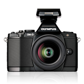 Olympus OM-D E-M5 review: Hands-On