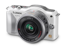Panasonic announces the Lumix DMC-GF5
