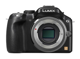 Panasonic Lumix DMC G5: New features and a new sensor