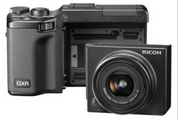 Ricoh introduces an M mount-compatible module for its GXR system