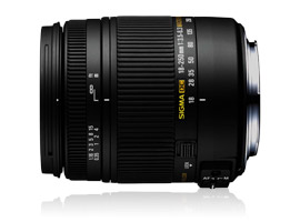 Sigma 18-250mm F3.5-6.3 DC Macro OS HSM: A compact and versatile trans-standard lens