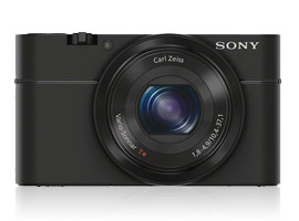 "Sony Cyber-shot DSC-RX100: the expert compact with a 1"" sensor and more than 20 Mpix!"