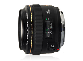 The Canon EF 28mm f/1.8 USM: a wide angle for full frames