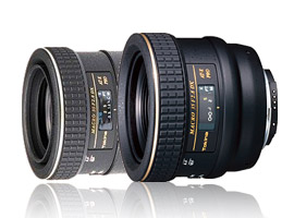 Tokina AT-X M35 PRO DX AF 35mm f/2.8 Macro for Canon and Nikon