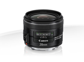 Canon EF 28mm f2.8 IS USM review