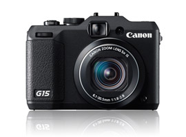 Canon PowerShot G15 review: Have Canon got the balance right?