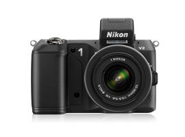 Nikon 1 V2 review: Evolution, stasis or regression?