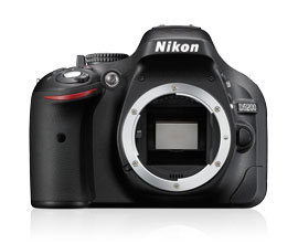 Nikon D5200 review: New sensor and new leader