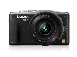 Panasonic Lumix DMC GF6 review: is WiFi and 16-Mpix sensor enough?