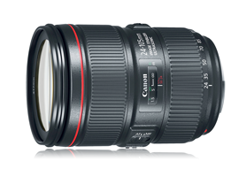 Canon EF 24-105mm F4L IS II USM lens review: Updating a classic