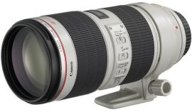 Canon EF 70-200mm f/2.8L IS II USM measurements and review