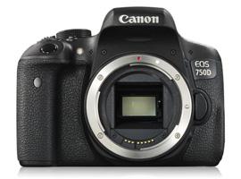 Canon EOS 750D (Rebel T6i) sensor review: First Canon APS-C format camera to offer 12-stop dynamic range