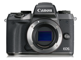 Canon EOS M5 sensor review:  Made for mirrorless