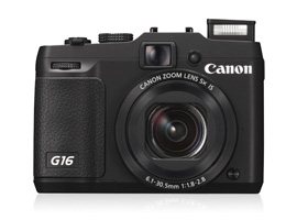 Canon PowerShot G16 lens review: High speed, High IQ?