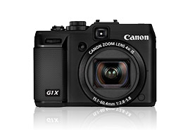 Canon PowerShot G1X Review