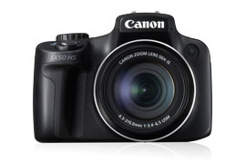 Canon PowerShot SX50 HS review: Not your average compact