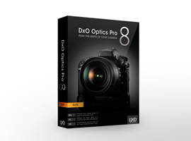 DxO Optics Pro v8.1.5 supports the Nikon D7100