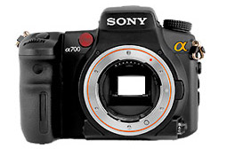 DxOMark review for the Sony Alpha 700