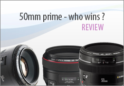 DxOMark review: Which 50mm lens for my camera?
