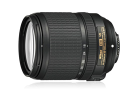 Nikon Nikkor 18-140mm f3.5-5.6 ED VR lens review: Accessible, portable and high performance