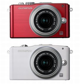 Olympus PEN E-PM1 and PEN E-PL3: more pocket-sized additions to the Olympus PEN range