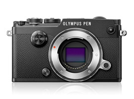 Olympus PEN-F Sensor Review: Style and substance