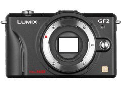 Panasonic DMC-GF2: Anything new?