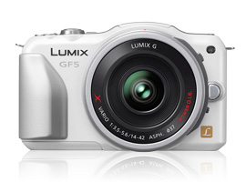 Panasonic Lumix DMC-GF5 Preview