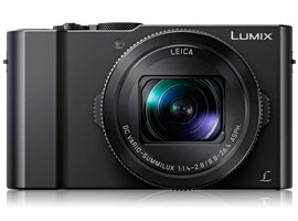 Panasonic Lumix DMC-LX10 sensor review: High-end compact with 4K video