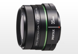 Pentax smc 35mm f2.4 AL, a new 35 mm available for comparison