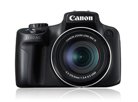 Preview: Canon PowerShot SX50 HS