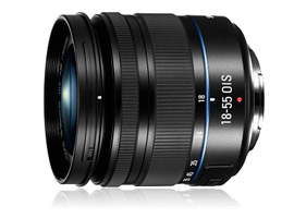 Samsung NX 18-55mm F3.5-5.6 OIS III lens review: Value option?