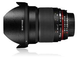 Samyang 16mm F2.0 ED AS UMC CS lens review: A worthy contender