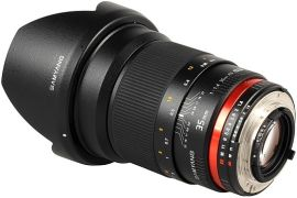 Samyang 35mm F1.4 AS UMC Nikon measurements and review