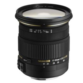 Sigma 17-50mm F2.8 EX DC OS HSM test and review