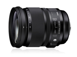 Sigma 24-105mm F4 DG OS HSM A Canon mount lens review: A new standard?