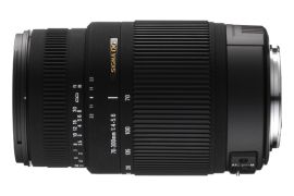 Sigma 70-300mm DG OS: a low-cost telephoto zoom put to the test