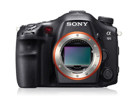 SLT-A99: Sony is back in full-frame fight