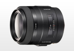 Sony 35mm F1.4 G a high-end lens by Sony ranked on DxOMark