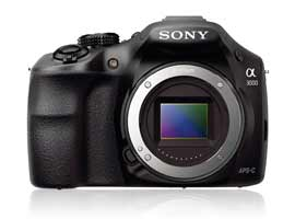 Sony A3000 review: Entry-level body, high-performance sensor