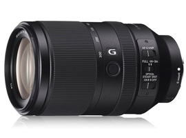 Sony FE 70-300mm F/4.5 5.6 G OSS review: Compact package