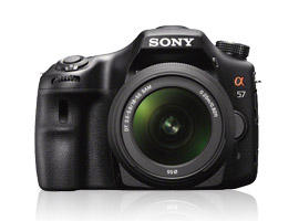 Sony SLT-A57 Review