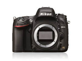 The best lenses for your Nikon D600