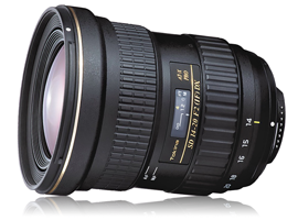 Tokina AT-X 14-20mm F2 PRO DX Nikon-mount review: High-speed, high-end performance