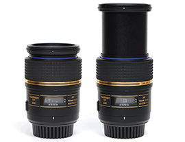 Which 100mm macro lens should I choose for my full-frame camera?