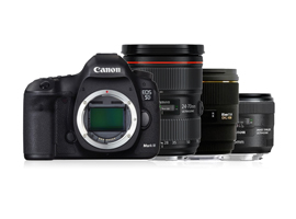 Which lenses should you choose for your Canon EOS 5D Mark III?
