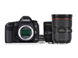 Which lenses should you choose for your Canon EOS 5D Mk III? – Part II: Standard lenses