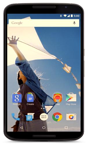 Google Nexus 6: Google's latest handset storms in to the DxOMark