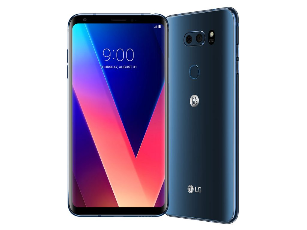 LG V30: Camera's good, life's good - DxOMark