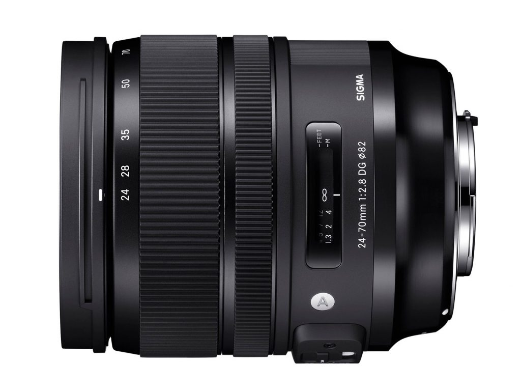 Sigma 24-70mm F/2 8 DG OS HSM A for Nikon review: Good value